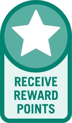 Receive Reward Points