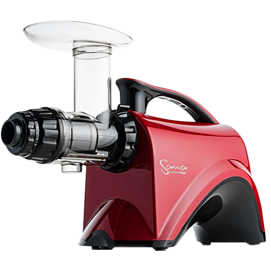 Omega Sana Juicer 606 in  Red