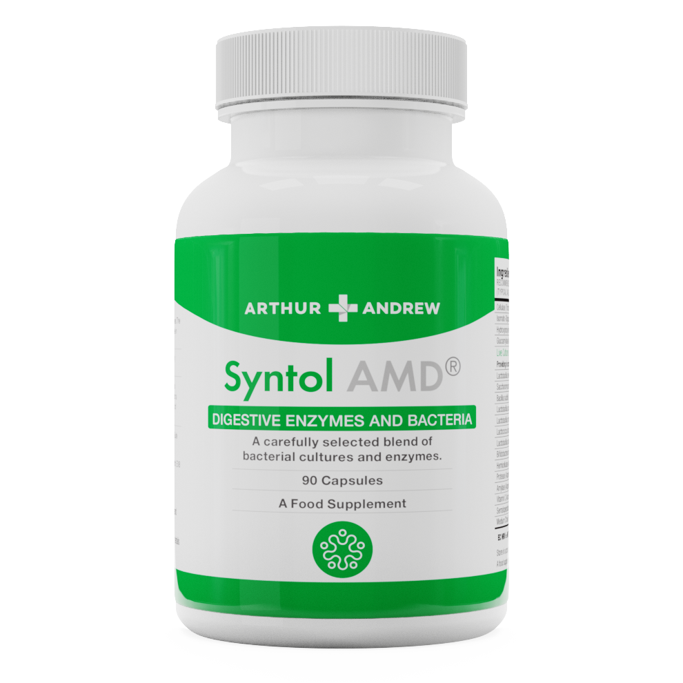 Syntol 90 capsules.