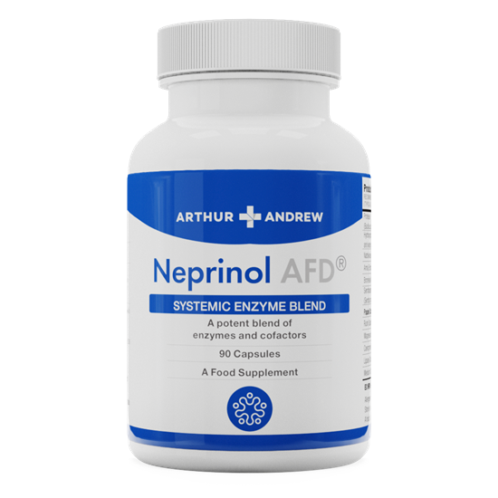 Neprinol 90 capsules (UK Compliant)