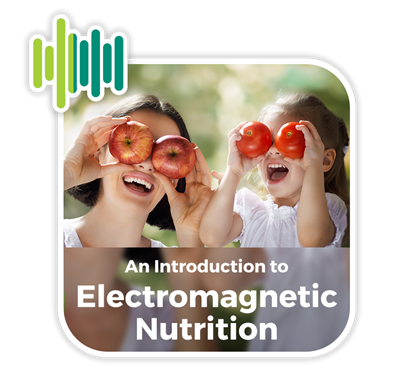 "Picture of An introduction to ""Electromagnetic Nutrition"" Our forgotten ability to hold and convert light into respiratory  energy ."