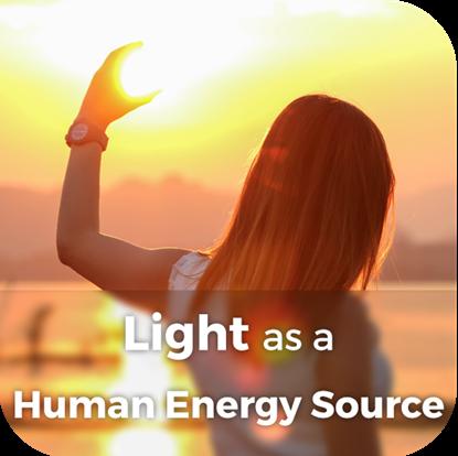 Light as a Human Energy Source