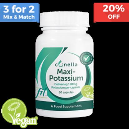 Maxi-Potassium 60 capsules