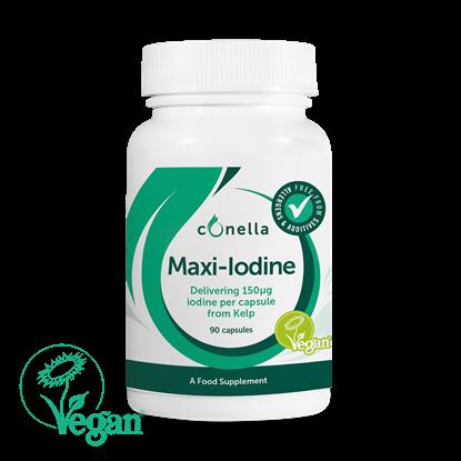 CH013 - Maxi-iodine capsules
