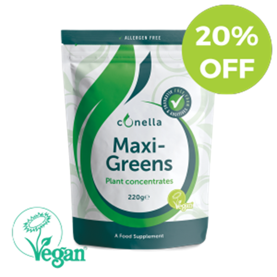 Maxi-greens - 220g powder